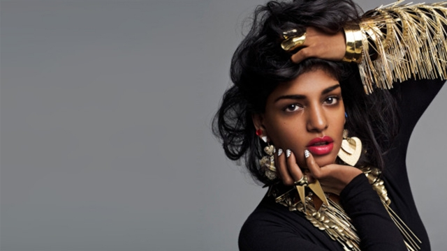 H&M world recycle week ft M.I.A.